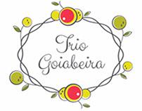 TRIO GOIABEIRA | IDENTIDADE VISUAL