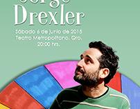 Jorge Drexler concert.