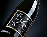 St Peretsburg Sparkling Wine