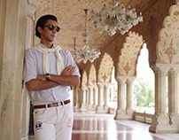 HH. Jaipur for HELLO! UK