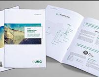 Буклет UMG
