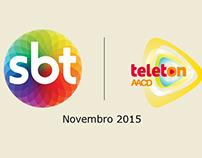 Campanha Teleton/AACD 2015