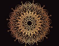 luxury ornamental mandala Design Bundle