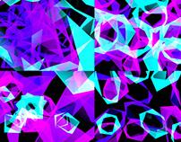 Abstract Shape - VJ Loop Pack (4in1)