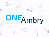 One Ambry | Logo Design & Illustration
