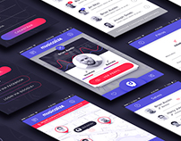 Musicalize - UX/UI App Project