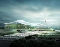 Sports & Cultural building