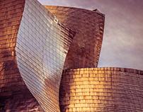 Guggenheim Museum Bilbao photography