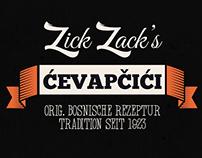 Zick Zack's Cevapcici