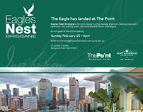 The Eagles Nest Brisbane - Invite Layout