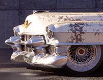 Cadillac Eldorado 53