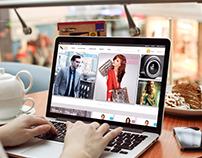 Sombhar.com Design