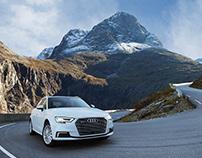 Trollstigen / Audi A3 e-tron