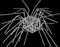 nomad spider shelter
