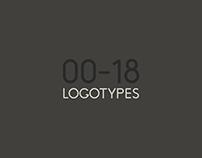 00-18 Logotypes