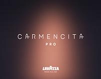 Carmencita Pro - Press ADV