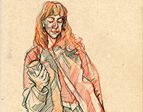 Liv Spencer a small woman
