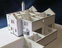 White Architectural Models - Various