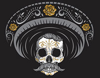 Zapata Skull