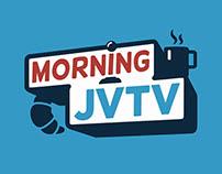 Morning JVTV // Web TV Broadcast ident