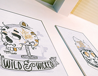 Wild & Wicked Exhibition