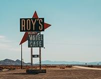 Roy's Gasoline
