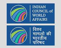 Indian Council of world Affairs Logo
