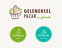(2014) Geleneksel Pazar: Logo Redesign