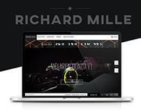 Richard Mille website