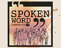 LOGO WORK - SPOKEN WORD COMMUNITY PH