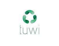 tuwi / Brand Identity