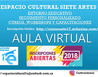ENTORNO VIRTUAL: Workshops en nuestro Campus Educativo