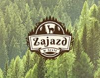 Zajazd w lesie (Forest Inn) logo