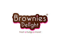 browniesdelight.com - eCommerce for Brownies