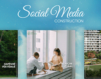 Social Media - Berisha Group/Construction