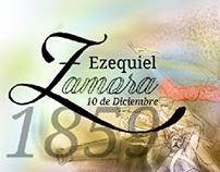 Caricatura de Zamora