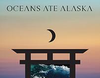 Oceans Ate Alaska Gig Poster - GRDE 206