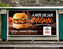 Pampa Burger 2016 Visual Branding