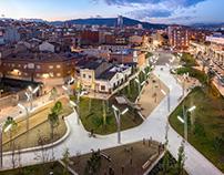 Parc Illa Joan Juncadella | AMB | Josep Muxart