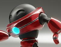 Robot in Love #1
