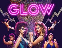 Netflix - Glow - MailOnline Takeover