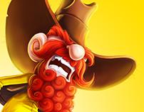 Ginger Rangers game Trailer