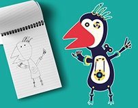 Pinguin robot