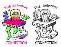 The Harmonic Connection