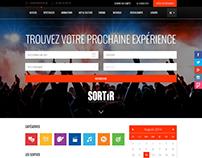 SORTIR Website