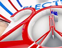 Election 2016 Australia Channel nine