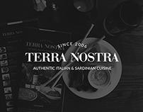 Terra Nostra Restaurant Rebranding