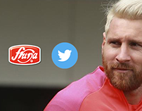 Fruna - Messi tweet