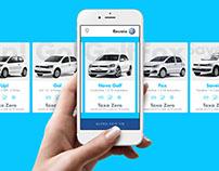 QR Code Ad - VW Retailer