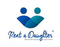 Rent a Daughter - Logo Design